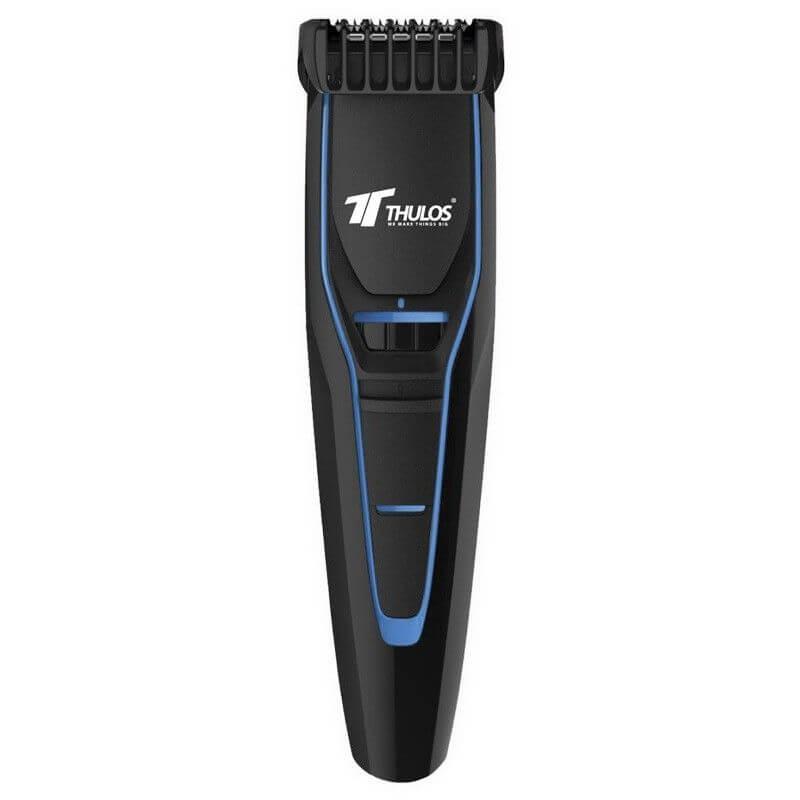 Recortador de barba THULOS TH-CP310 azuk