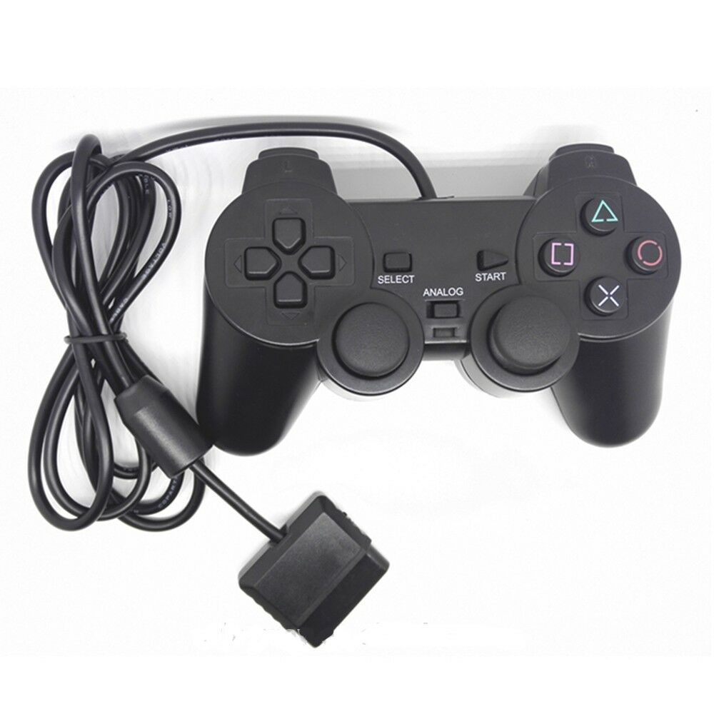 Mando para PS2 gamepad PS 2 PS pad PLAY STATION joystick con cable compatible
