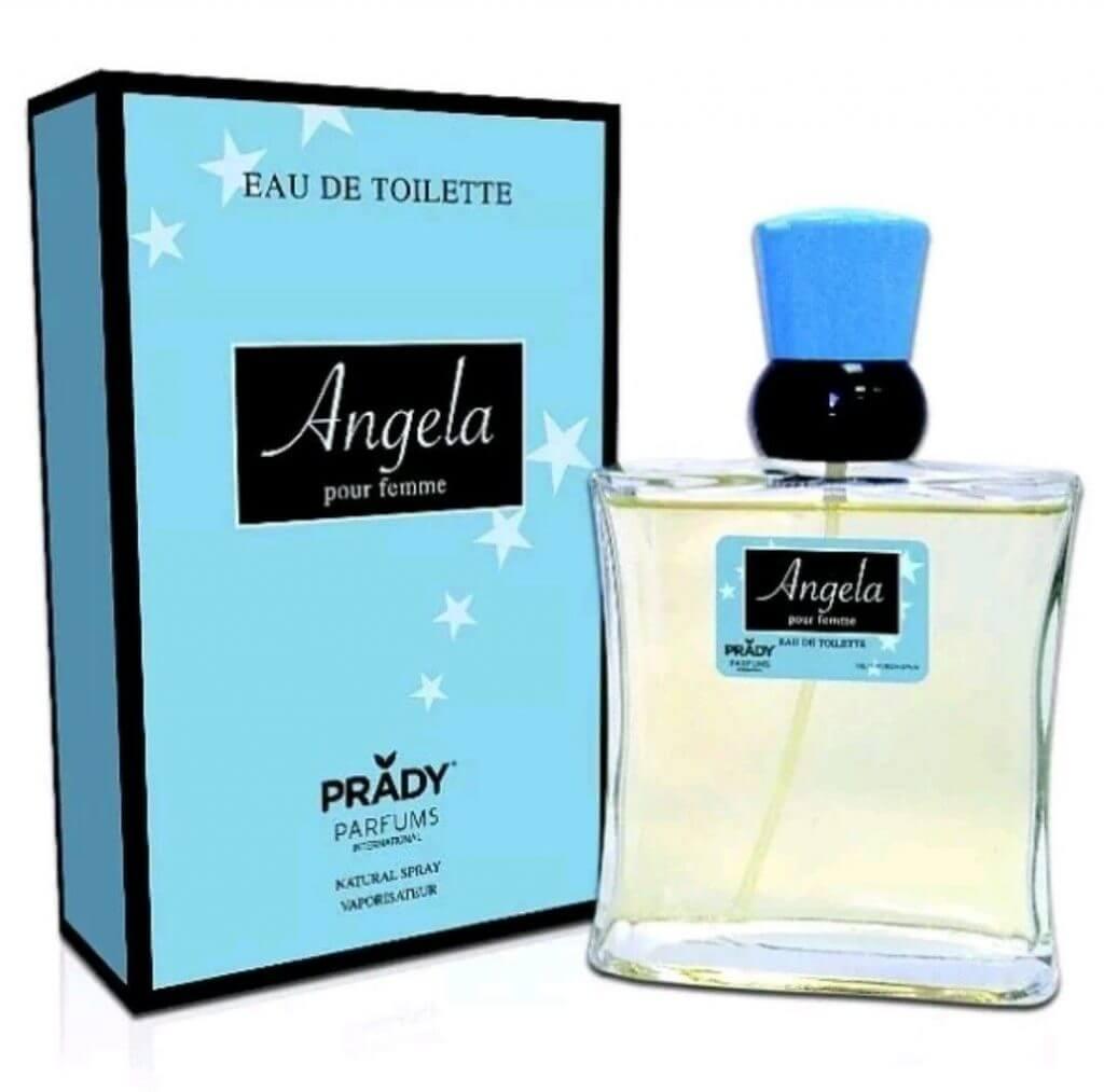 Angela Prady Mujer 100 ML Eau de Toilette Perfume genérico