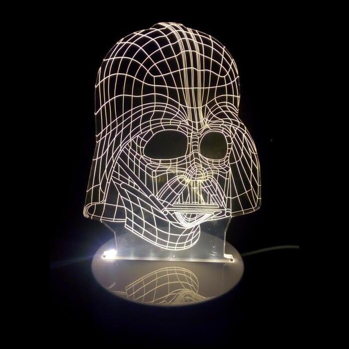 Pasa el puntero del ratón sobre la imagen para ampliarla Lampara-3d-led-mascara-darth-vader-STAR-WARS-guerra-de-las-galaxias-regalo-noved miniatura 1 Lampara-3d-led-mascara-darth-vader-STAR-WARS-guerra-de-las-galaxias-regalo-noved miniatura 2 Lampara-3d-led-mascara-darth-vader-STAR-WARS-guerra-de-las-galaxias-regalo-noved miniatura 3 ¿Quieres vender uno? Véndelo tú mismo Lámpara 3d led mascara darth vader STAR WARS guerra de las galaxias regalo