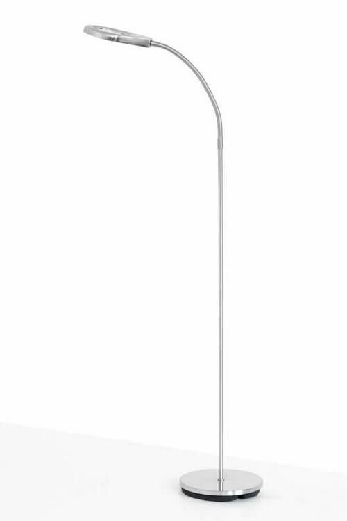 lampara led con base redonda
