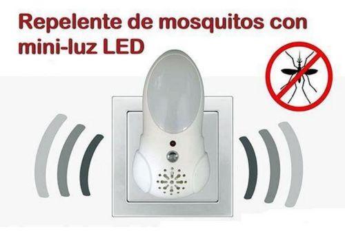 Mini repelente mosquitos