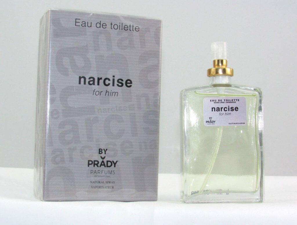 perfume narcise prady para hombre colonia barata barato