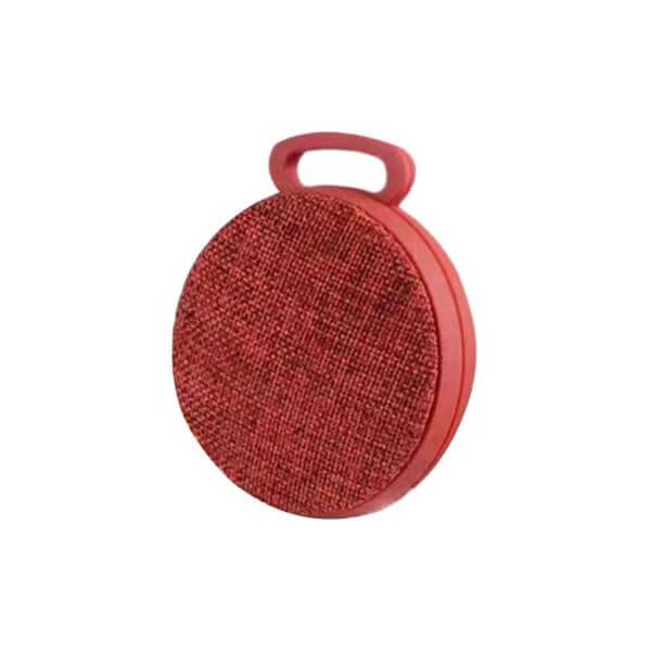 altavoz portatil bluetooth 3w rojo icarus IC-SP-100