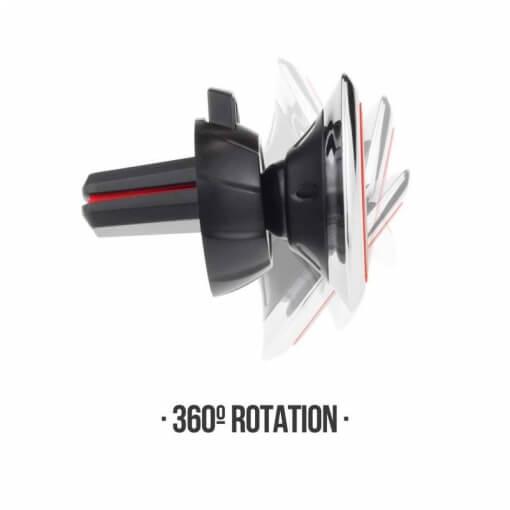 soporte para movil 360 con iman para coche home sp-003