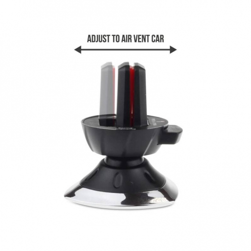 soporte para smartphone con iman para regilla aire coche home sp-003